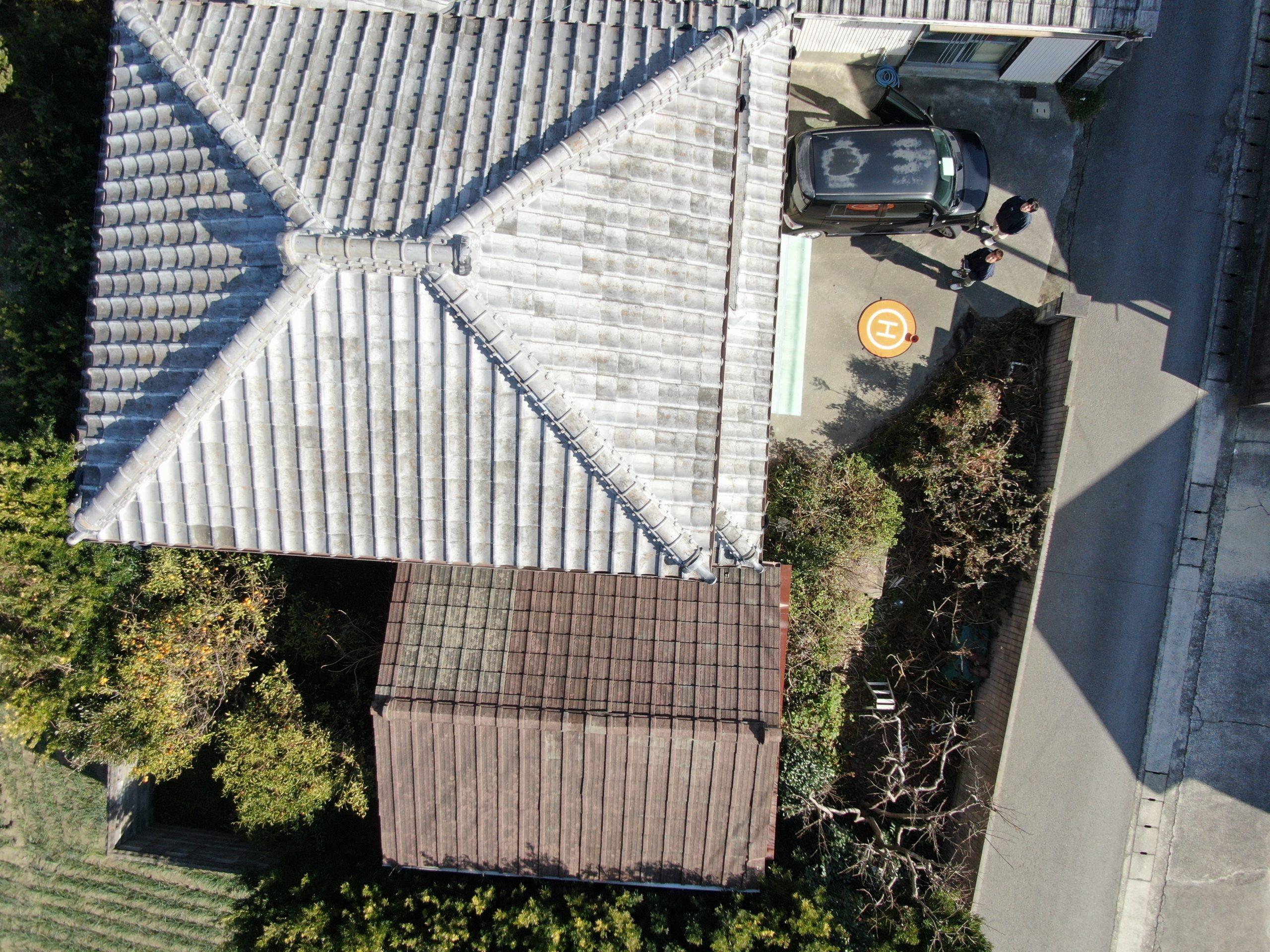 屋根点検画像③